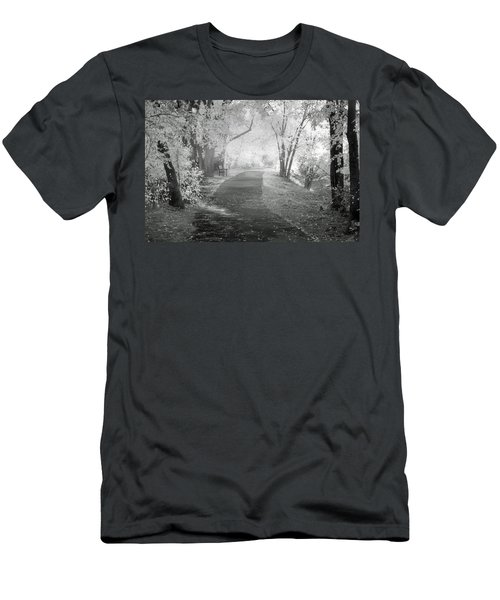 Men's T-Shirt (Slim Fit) featuring the photograph The Dreams Of October by Tara Turner