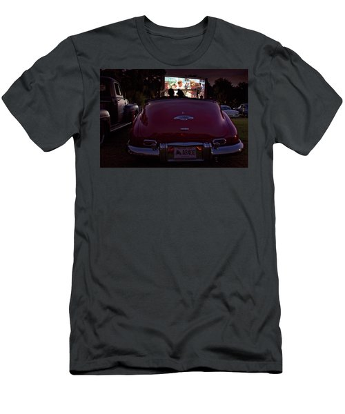 The Drive- In Men's T-Shirt (Athletic Fit)
