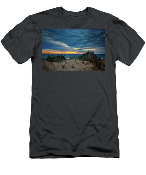 The Dunes On Cape Cod Men's T-Shirt (Athletic Fit)