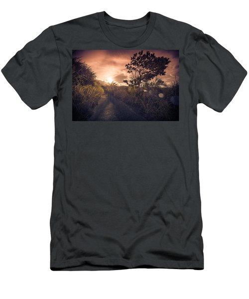 The Dusk Men's T-Shirt (Athletic Fit)