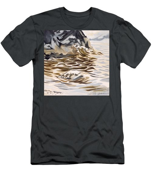 The Eagles Nest At Gower Point Men's T-Shirt (Athletic Fit)