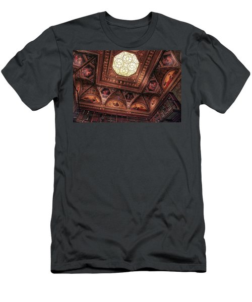 The East Room Ceiling Men's T-Shirt (Athletic Fit)