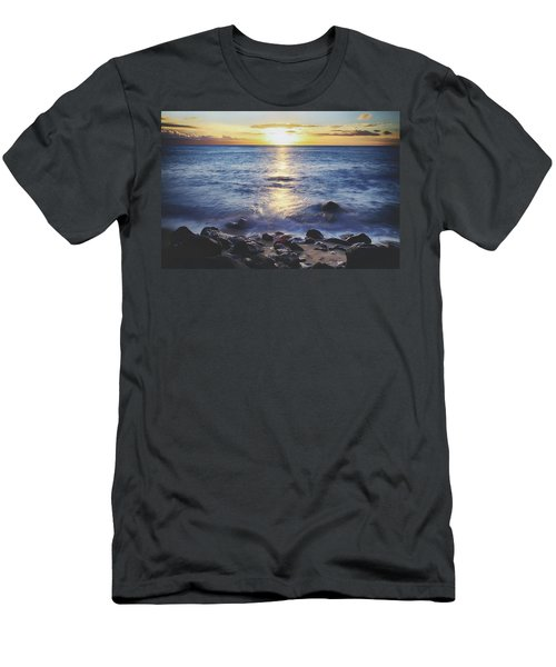 The Ebb And Flow Men's T-Shirt (Athletic Fit)