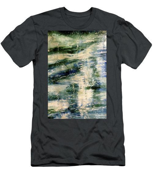The Elements Water #5 Men's T-Shirt (Athletic Fit)