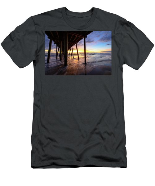 The Enchanted Pier Men's T-Shirt (Athletic Fit)