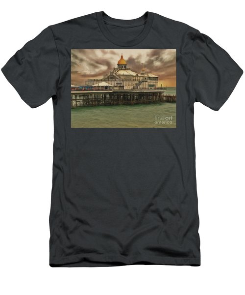 The End Of The Pier Show Men's T-Shirt (Athletic Fit)