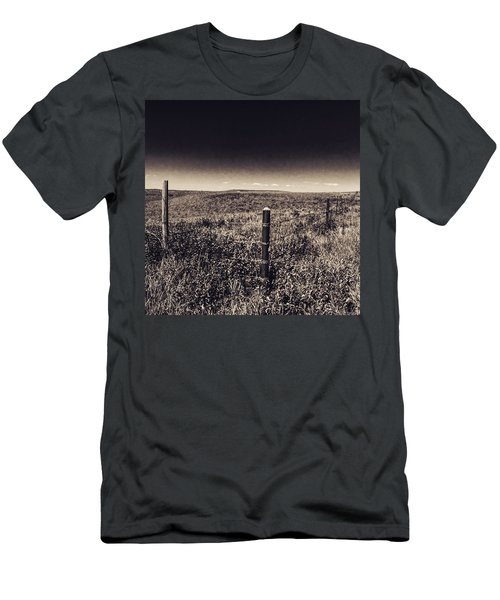 The End Of The Range Men's T-Shirt (Athletic Fit)