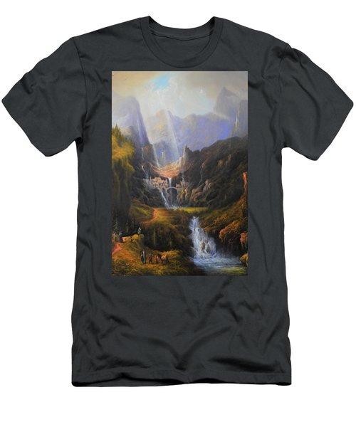 The Epic Journey Men's T-Shirt (Athletic Fit)