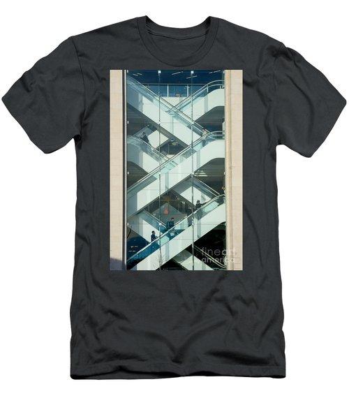 The Escalators Men's T-Shirt (Athletic Fit)