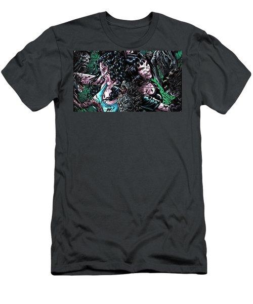 The Extinction Parade Men's T-Shirt (Athletic Fit)