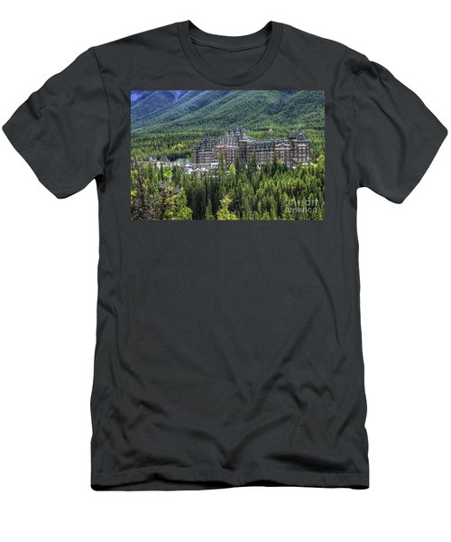 The Fairmont Banff Springs Men's T-Shirt (Athletic Fit)