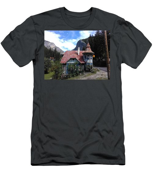 The Fairy Tale House  Men's T-Shirt (Athletic Fit)