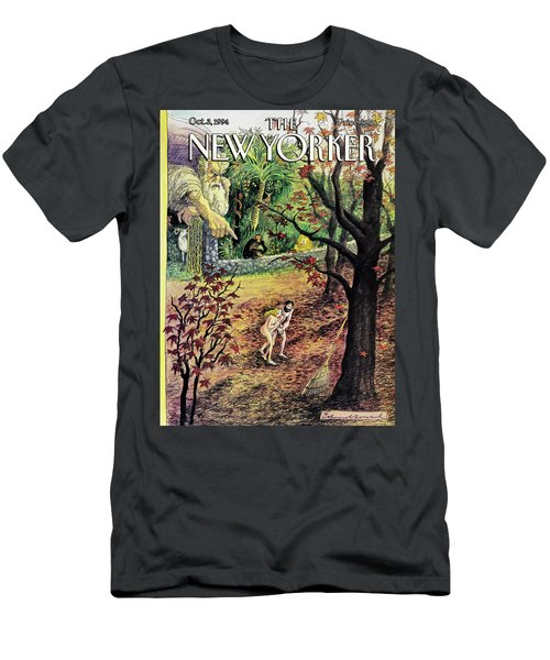 New Yorker October 3rd, 1994 Men's T-Shirt (Athletic Fit)