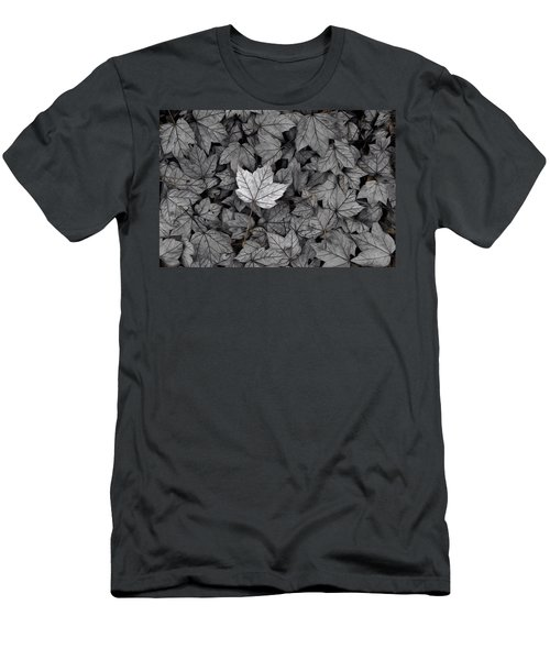 Men's T-Shirt (Slim Fit) featuring the photograph The Fallen by Mark Fuller