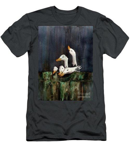 The Family Portrait Men's T-Shirt (Athletic Fit)