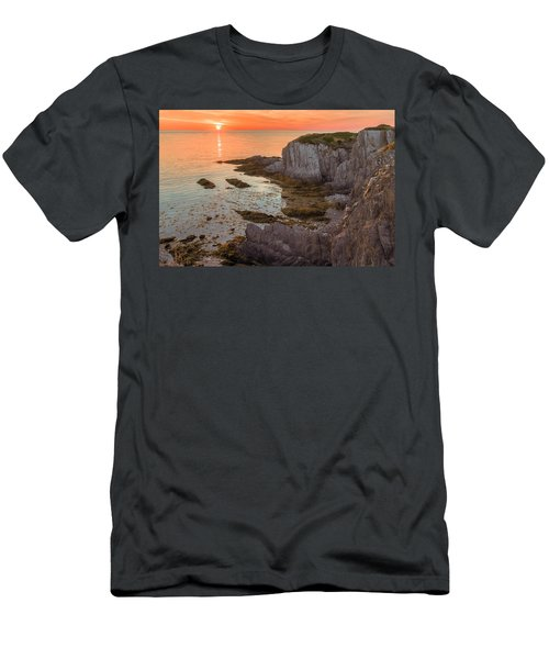 Nova Scotian Sunset Men's T-Shirt (Athletic Fit)