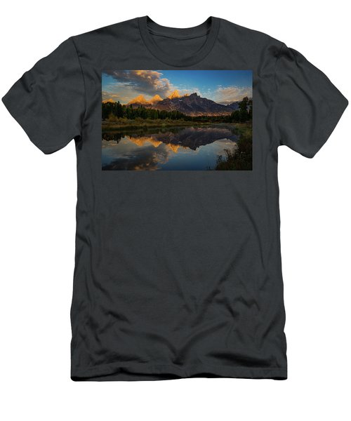 The First Light Men's T-Shirt (Athletic Fit)
