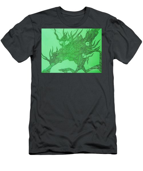 The Fish Tank Men's T-Shirt (Athletic Fit)