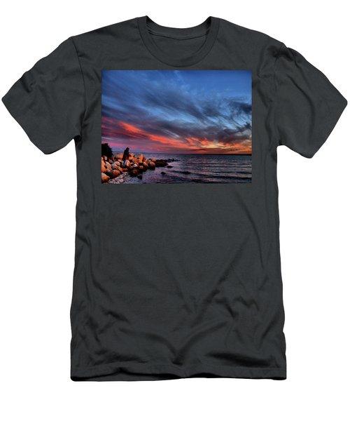 The Fisherman Men's T-Shirt (Athletic Fit)