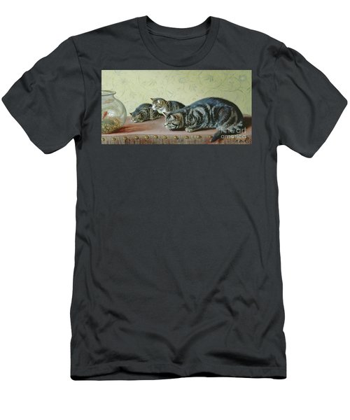 The Fishing Party Men's T-Shirt (Athletic Fit)