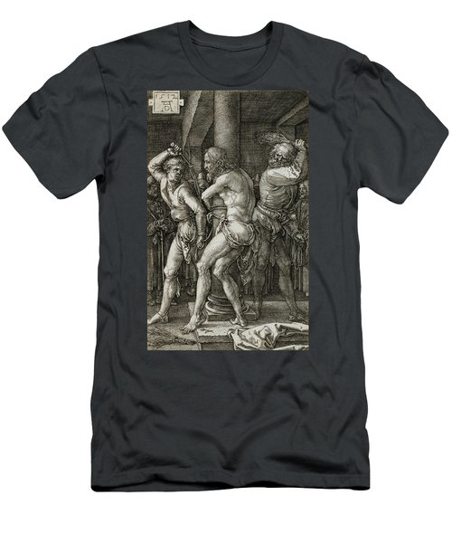 The Flagellation Men's T-Shirt (Athletic Fit)