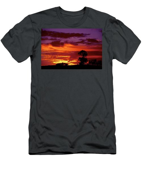 The Flame Thrower Men's T-Shirt (Athletic Fit)