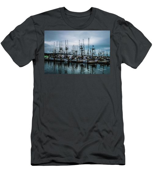 The Fleet Men's T-Shirt (Athletic Fit)