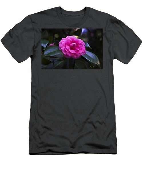 The Flower Signed Men's T-Shirt (Athletic Fit)