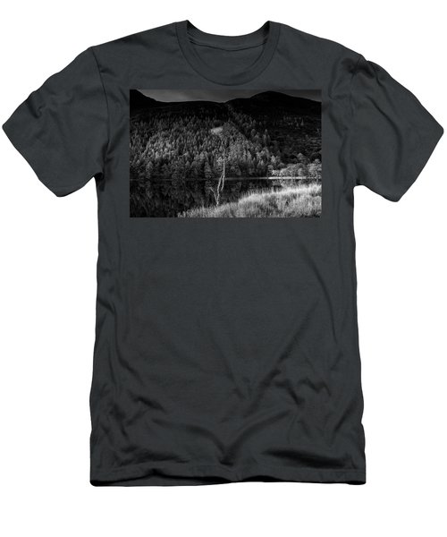The Flute Player Men's T-Shirt (Athletic Fit)