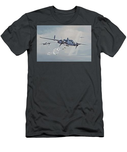 The Flying Nightmares Men's T-Shirt (Athletic Fit)