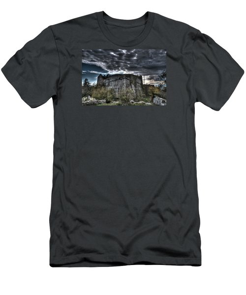 The Fortress The Trees The Clouds Men's T-Shirt (Athletic Fit)