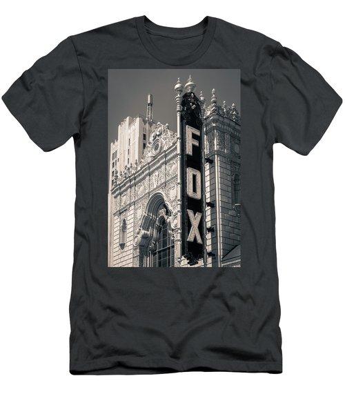 The Fox Men's T-Shirt (Athletic Fit)