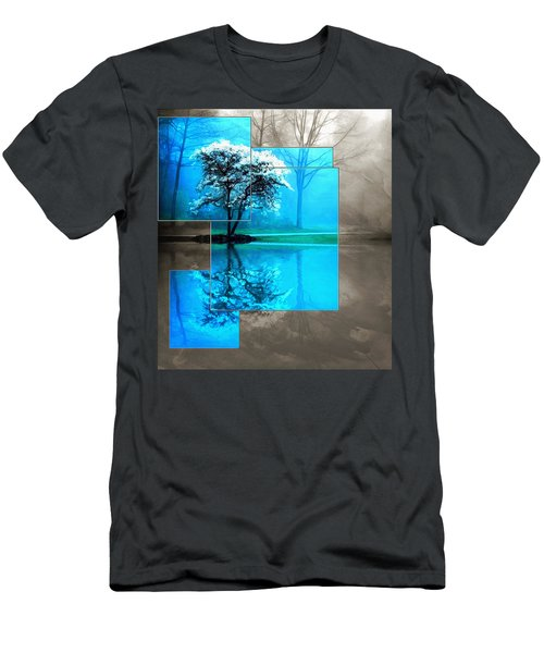 The Frosting On The Tree Men's T-Shirt (Athletic Fit)