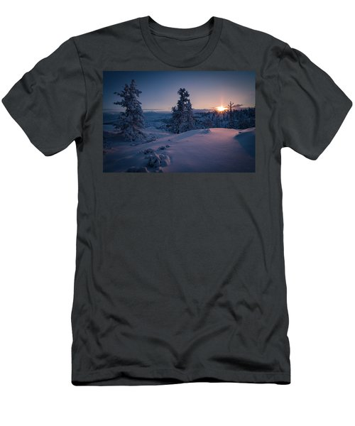 The Frozen Dance Men's T-Shirt (Athletic Fit)