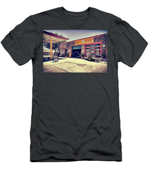 The Garage Men's T-Shirt (Athletic Fit)