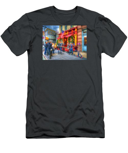 The Gathering Spot Men's T-Shirt (Athletic Fit)