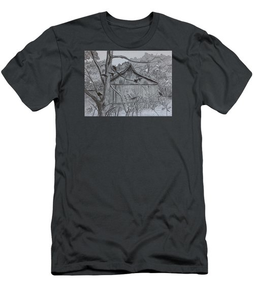 The Gathering  Men's T-Shirt (Slim Fit) by Tony Clark