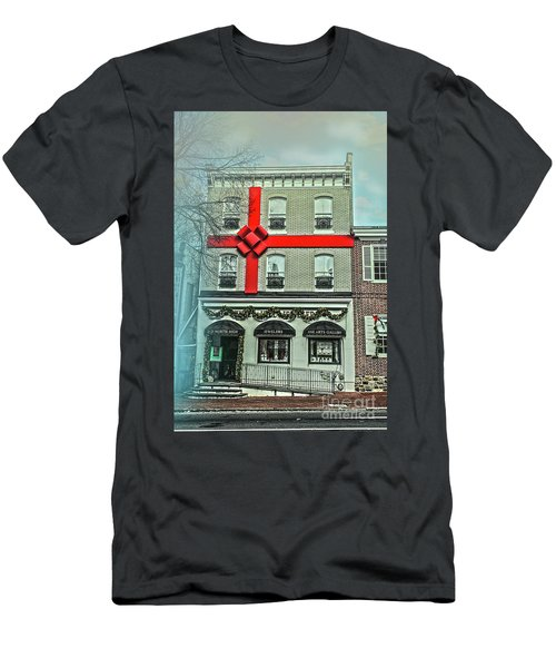 The Gift Of Jewelry And Art Men's T-Shirt (Athletic Fit)