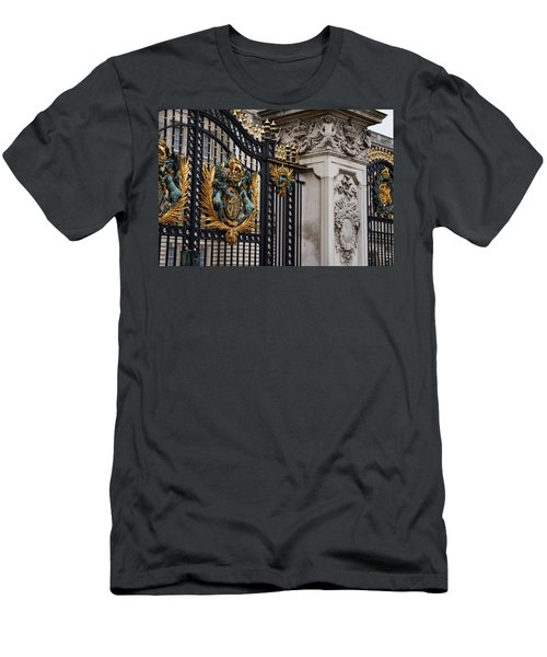 The Gilded Gate Men's T-Shirt (Slim Fit) by Andre Phillips