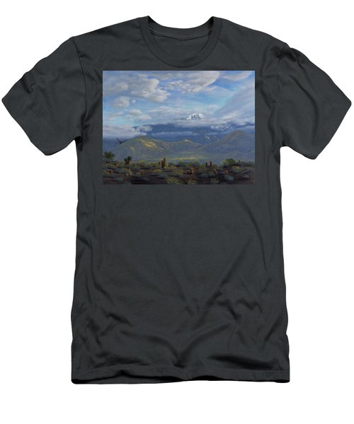 The Giver Of Life Men's T-Shirt (Athletic Fit)