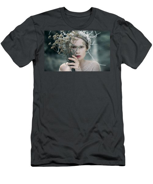The Glance. Prickle Tenderness Men's T-Shirt (Athletic Fit)