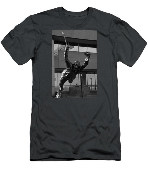 The Goal Men's T-Shirt (Slim Fit) by Mike Martin