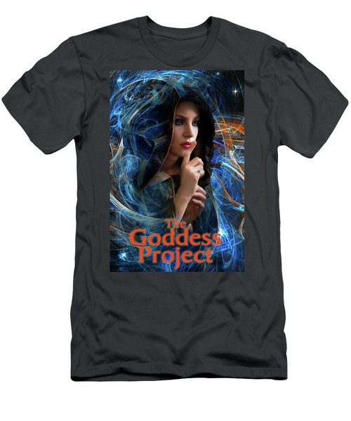 The Goddess Project Men's T-Shirt (Slim Fit) by David Clanton