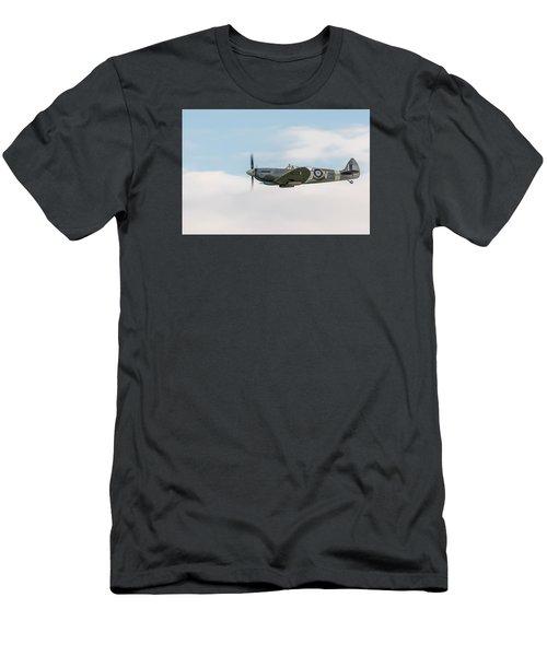 The Grace Spitfire Men's T-Shirt (Slim Fit) by Gary Eason