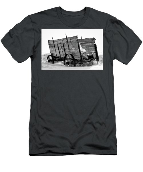 The Grain Wagon Men's T-Shirt (Athletic Fit)