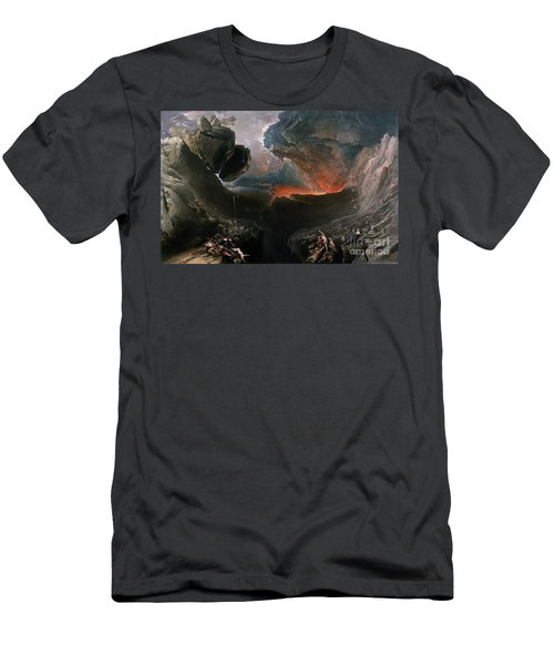 The Great Day Of His Wrath Men's T-Shirt (Athletic Fit)