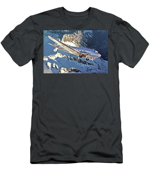 The Great Land Men's T-Shirt (Athletic Fit)