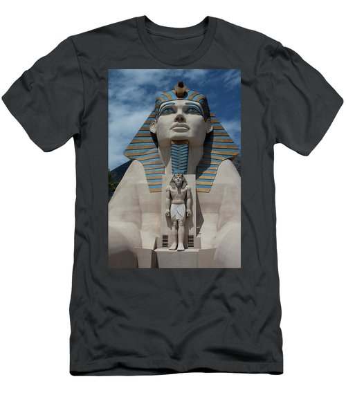 The Great Sphinx Men's T-Shirt (Athletic Fit)