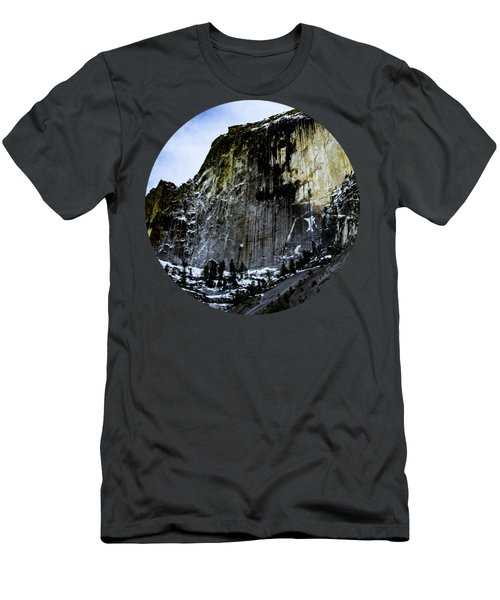 The Great Wall Men's T-Shirt (Slim Fit) by Adam Morsa