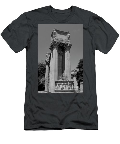 The Greek Architecture Men's T-Shirt (Athletic Fit)